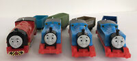 Thomas And Friends Track Master Motorized Engine Trains Lot Fisher Price Gullane