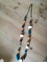 NEW Virgin Vie Mediterranean Sea Necklace (#3) Costume Jewellery