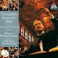 Neujahrskonzert 2001 [ und Bonus CD] von Harnoncourt, Wp | CD | Zustand gut