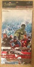 THE AVENGERS Marvel Super HeroesTable Cloth Birthday Party Supply NIP