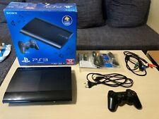 Sony PlayStation 3 12GB # 60GB HDD # OVP # Defekter HDMI-Port