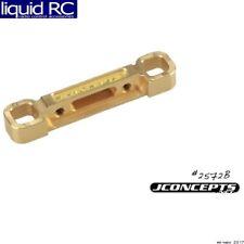 JConcepts 2572B Rear Suspension D Mount for Associated B6 & B6d Brass 12g