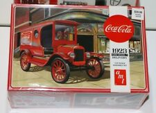 """AMT '23 """"T"""" Coca Cola delivery van Highly detailed ford model """"T"""" kit 1/25 NIB"""