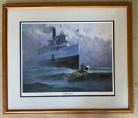 Howard Sivertson The America Connection Signed Numbered Lithograph