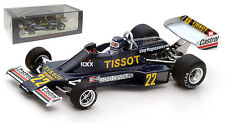 Spark S4813 Ensign N177 #22 Monaco GP 1977 - Jacky Ickx 1/43 Scale