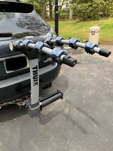 """Thule Apex Swing 4 -  Bike Rack - 2"""" hitch receiver also fits smaller hitch"""