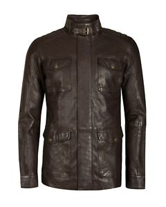 New Ted Baker Aerys Jacket, Chocolate Brown Ted Size 2 (Small) RRP £399