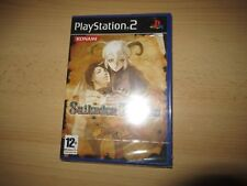 SUIKODEN TACTICS - SONY PS2 PLAYSTATION 2 - NEW SEALED PAL VERSION