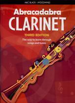 ABRACADABRA CLARINET Rutland 3rd Edition