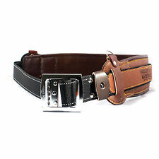 Oriental Wide Belt-Lock Buckle Carpenter Electrician Tool Working Belt OL-303