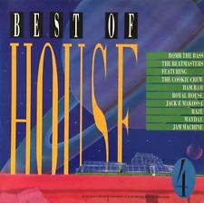 V/A - Best Of House Volume 4 (LP) (VG/G+)