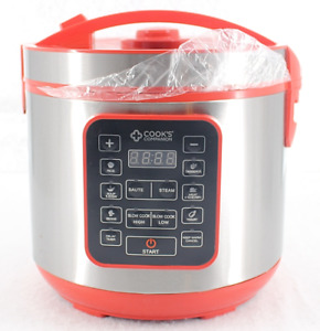 Cooks Companion Stainless Steel 11-in-1 Digital Instacooker Model CC5GT001