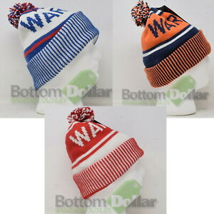 Warrior Knit One Size Multi-Layer Knitting Winter Hat