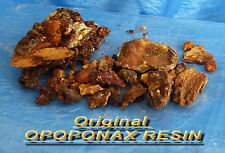 FREE SHIPPING Natural OPOPONAX Resin Aromatic Incense Medicinal Miracle 35 grams