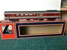 Lima Ho coche de equipaje y 1ª clase Ad4 Tux Ferrocarriles franceses ver foto