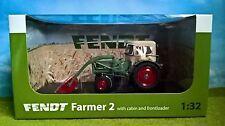 1:32Universal Hobbies UH 4946 Fendt Farmer 2 Kabine,Traktor,Schlepper,Frontlader