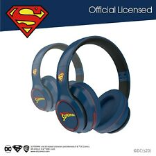 官方授權 A&S 100SE - Supernan 耳罩式無線藍牙耳機 (超人特別版)- 香港行貨