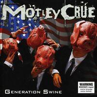 Motley Crue - Generation Swine (Limited Edition) [New CD] Australia - Import