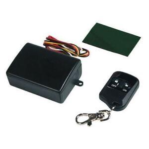 TELECOMANDO ACCENSIONE A DISTANZA TUNING AUTO MOTO NEON LED CAMPER BARCA 12V 30