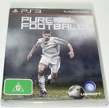 PURE FOOTBALL--- PS3 Game