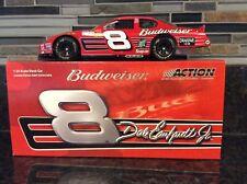 2003 Dale Earnhardt Jr #8 Budweiser 1:24 Monte Carlo with Meldallion
