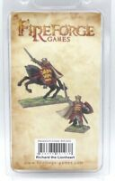 Fireforge FFG103 Richard the Lionheart (Mounted & On-Foot) Warrior King Lord NIB