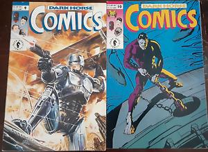 DARK HORSE COMICS #9-#10. JAMES BOND 007, STAR WARS, GODZILLA, more 1993
