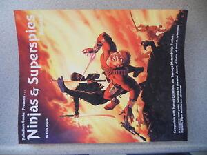 ninjas and superspy revised #525 mutant ninja turtles