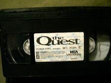 The Quest (VHS, 1996) Jean-Claude Van Damme