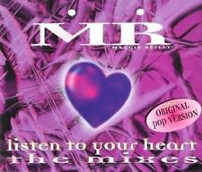 Maggie Reilly Listen to your heart (Mixes, 1997) [Maxi-CD]