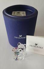 Swarovski Crystal, Kris Bear Spring Flowers. Art 5544604