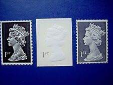QEII 1999  LARGE  MACHINS SET 3 ONLY FROM DX22 MNH SG2077/9