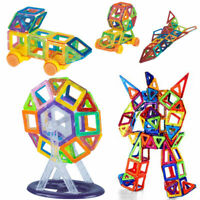 158 Teile Magnetic Construction Blocks Kinder Spielzeug Magnetische Bausteine DE