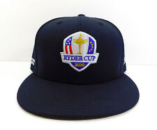 2020 RYDER CUP Whistling Straits New Era 9FIFTY Snapback HAT Blue SAMPLE NEW
