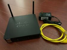 Cisco RV215W 802.11n Wireless Security VPN Router USB Cell Modem capable TESTED
