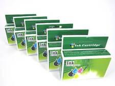 6x Ink Cartridges for Epson 220XL Workforce WF-2630 WF-2650 WF-2660 XP320 XP220