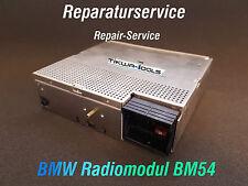 BMW BM54 E38 E39 E46 E53 E83 E85 Z4 X5 Reparatur Tonausfall 65126934091 Radio