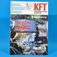 RDA Kft automobile technique 9/1982 Samson S 51 JAWA 210 Multicar 25 CITROEN H