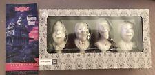 Figurines Bustes Singing busts Phantom Manor Disneyland Paris + Programme PM