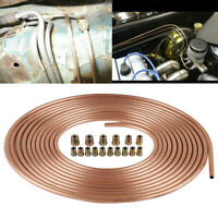 Copper Nickel 25 ft Roll Brake Line Tubing Coil for Kia Optima Stinger Sportage