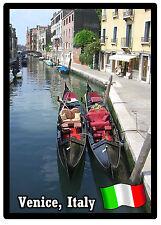 VENICE, ITALY - SOUVENIR NOVELTY FRIDGE MAGNET - BRAND NEW - GIFT