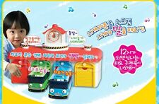 THE LITTLE BUS TAYO MAIN GARAGE SET Tayo Song Sound Effect Toy