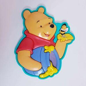 Vintage Disney 3D Winnie the Pooh Kids Puzzle 10 Pieces