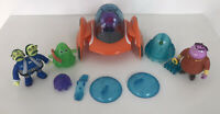Miles from Tomorrowland-The Hot Saucer-Watson & Crick-Gadfly-Blodger-Goon & Pipp