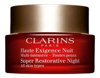 Clarins Super Restorative Night Wear 1.6 oz. Night Treatment