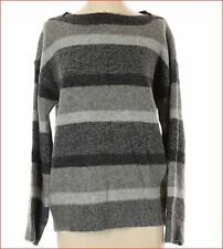 new MAGASCHONI women sweater 8% wool grey L MSRP