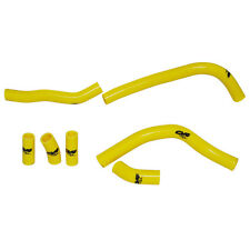 CV4 RADIATOR SILICONE HOSE KIT HONDA 09-12 CRF450R YELLOW