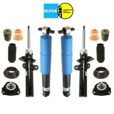 NEW Jaguar X-Type Front & Rear Shocks & Struts with Mounts & Belows Bilstein B4