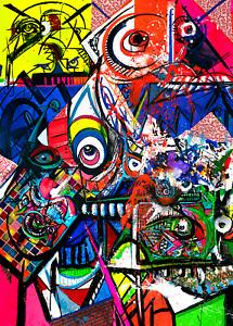 Joey Feldman Let Me Tell you About 2020 art print poster masthay welker pollock