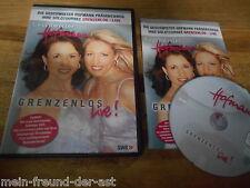 DVD Musik Geschwister Hofmann - Grenzenlos Live! (FSK0_20 Song) SONY BMG schaden
